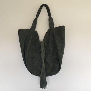 Handbags - Hunter Green Purse
